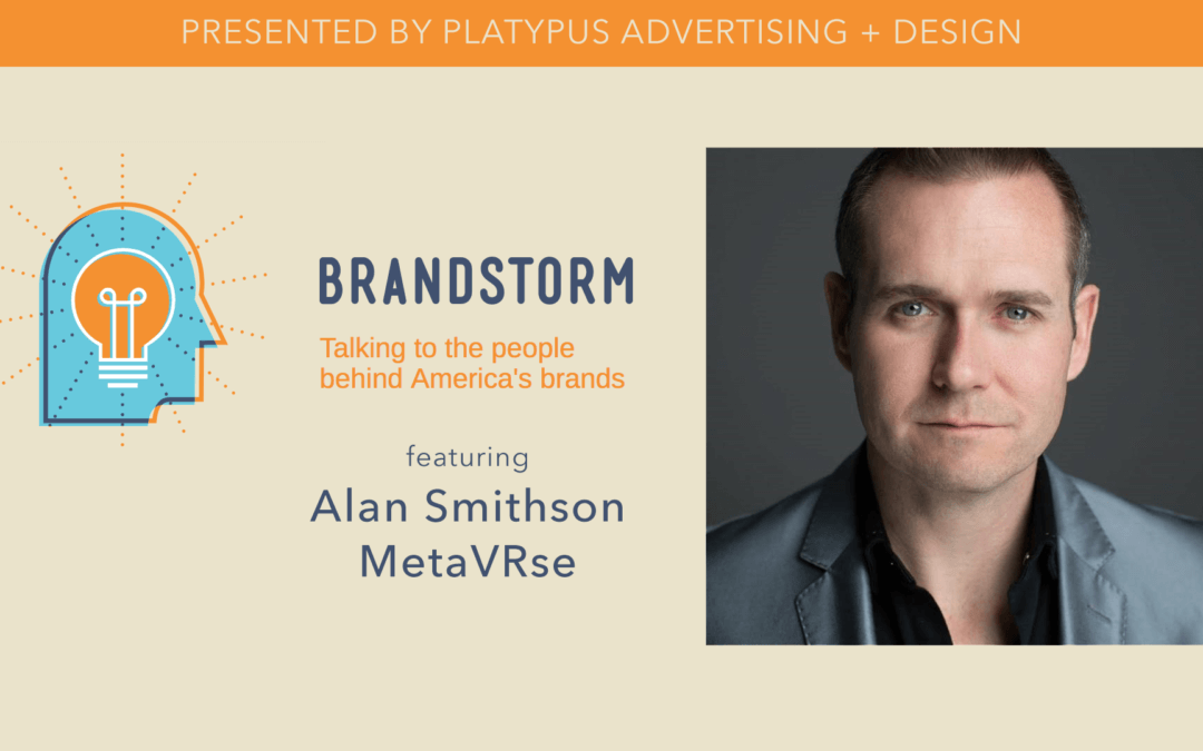 Episode #44: Brandstorm Talks to North America's Leading Virtual and Augmented Reality Expert