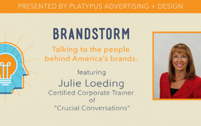 Episode 58: Crucial Conversations with Julie Loeding