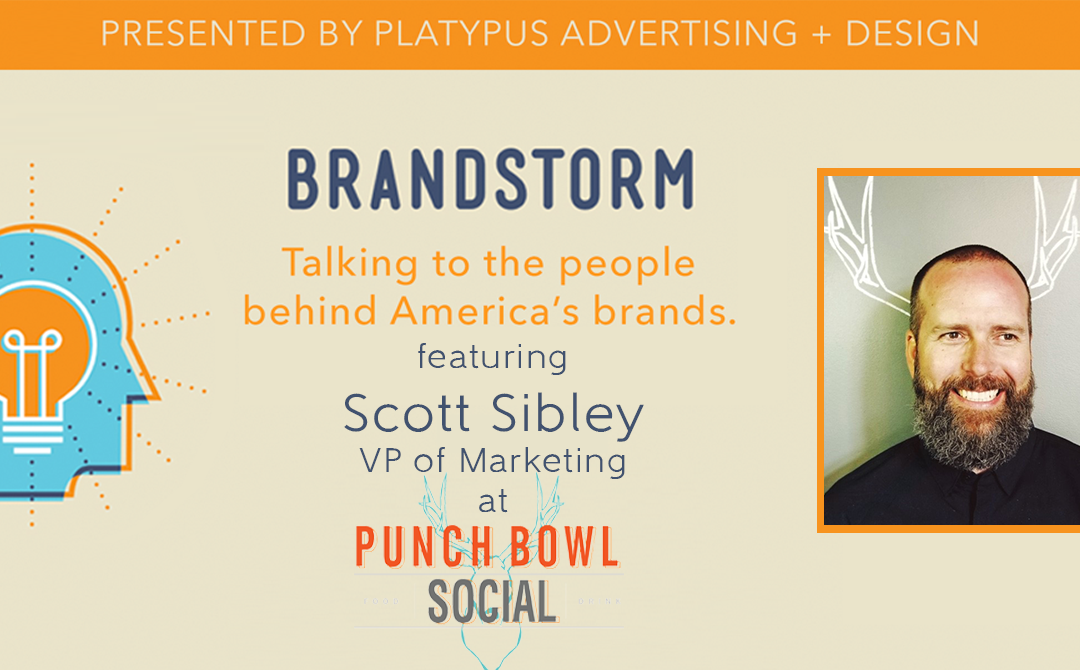 Episode 73: Creating an Experiential Brand with Punch Bowl Social's Scott Sibley