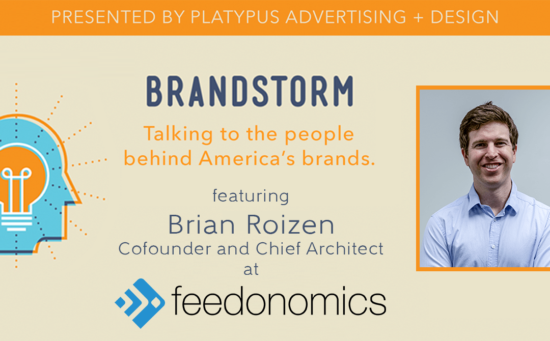 Episode 72: Managing Shopping Feeds with Brian Roizen at Feedonomics