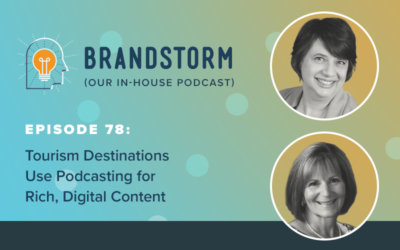 Episode 78: Tourism Destinations Use Podcasting for Rich, Digital Content